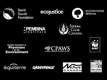 Various Canadian Environmental Groups