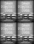 Summer Disobedience School