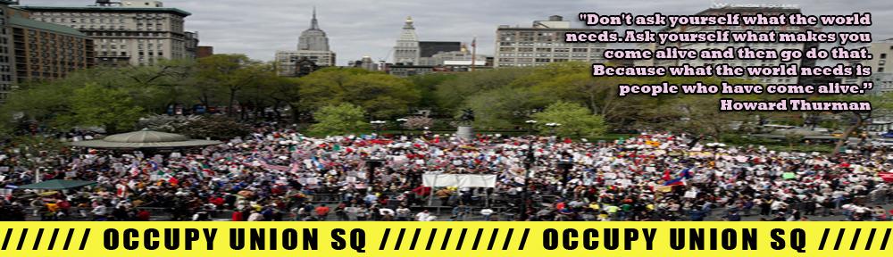 Occupy Union Square