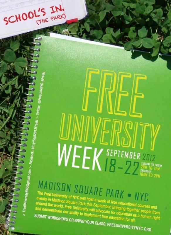 Free University NYC