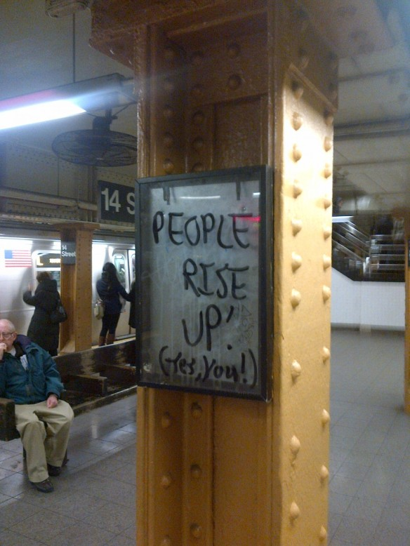 Rise Up NYC!