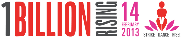 One Billion Rising - Logo