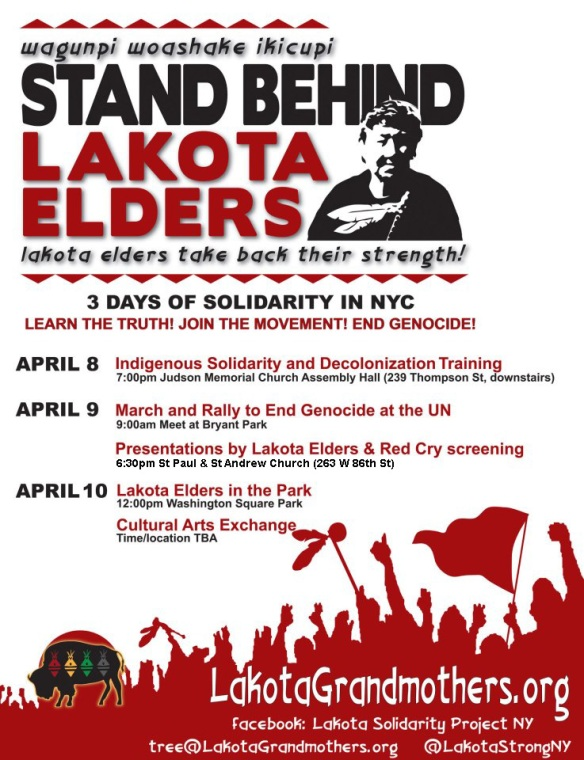 Lakota Solidarity Project