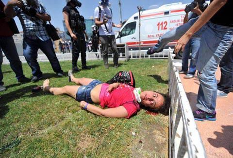Turkey Casuality