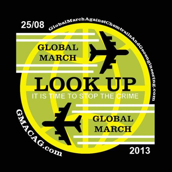 Global March Against Chemtrails & Geoengineering